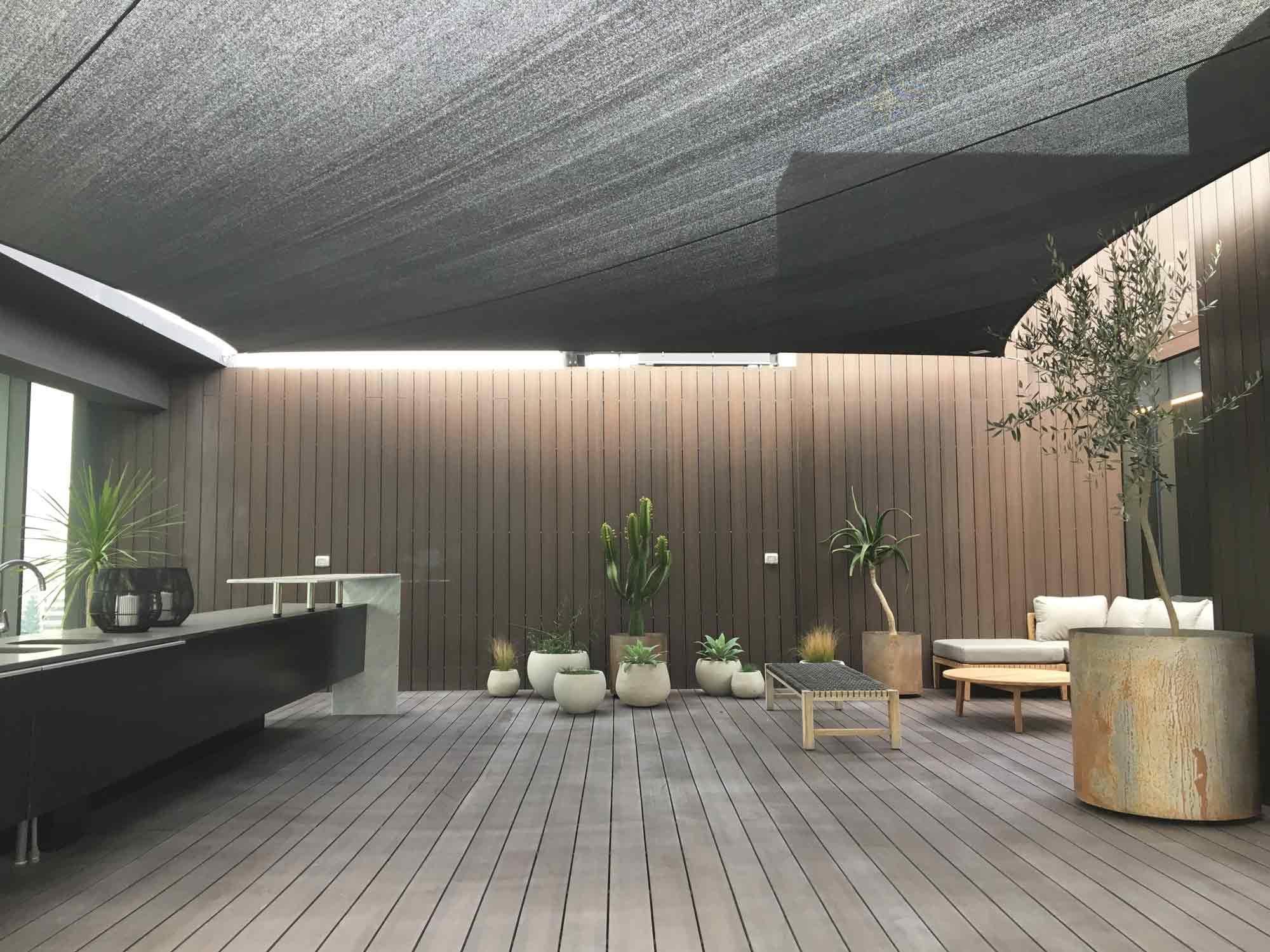 Diseño De Terrazas En Azoteas Para Edificios De Oficinas